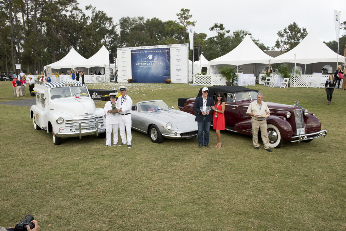 BEST IN SHOW Hilton Head Island Concours DElegance Motoring - Hilton head car show